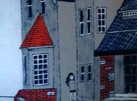 建物シリーズ - たなかきょおこ-旅する絵描きの絵日記/Kyoko Tanaka Illustrated Diary