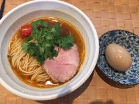 金沢(玉鉾):自家製麺のぼる 「トムヤム」 - ふりむけばスカタン