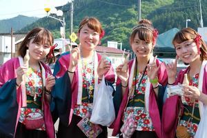 2017常陸国YOSAKOI祭り<6>posso ballare? MG - 常陸のT's BLOG