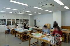 児島市民交流センターで託児付きワークショップ♪ - はぴさ~