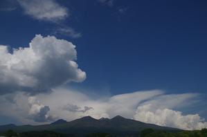 白雲 - カントリーボックス信州の地域燦燦