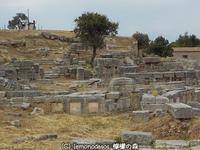 聖なる泉 古代コリントス - 日刊ギリシャ檸檬の森 古代都市を行くタイムトラベラー