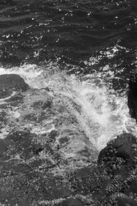 海ーモノクロー - 想い出