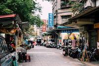 台湾の魅力は路地にあり!と思いたいです! - 台湾に行かなければ。