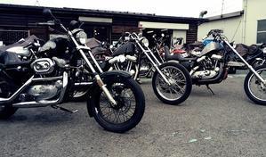 スポーツスター - TROPHY MOTOR CYCLE