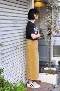 スカート×ロックT - 仙台古着屋shack-a-luck (シャカラック)