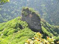 下仁田町 ついに登れた伝説の物語山メンベ岩     Rock Climbing at Menbeiwa in Shimonita, Gunma  - やっぱり自然が好き