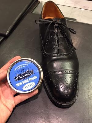 ハイシャインだけじゃない - ルクアイーレ イセタンメンズスタイル シューケア&リペア工房<紳士靴・婦人靴のケア&修理>