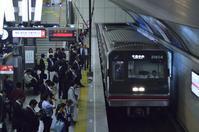 大阪の地下鉄 - レイルウェイの毎日