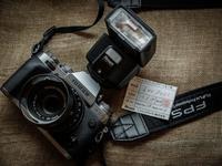 NISSIN i40 の帰還  /  FUJIFILM X30 - HarQ Photography