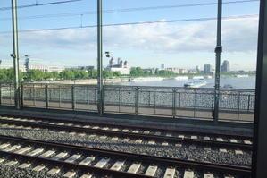 ケルンの大聖堂と駅周辺ーー Koeln - それでもドイチェな日々