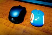 新しいマウスが届きました - 100-400ISの部屋
