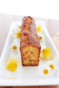 オレンジのパウンドケーキ。 - Heaven's Kitchen