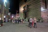 ペルージャ夜の宴とアメリカ時間 - ペルージャ発 なおこの絵日記 - Fotoblog da Perugia