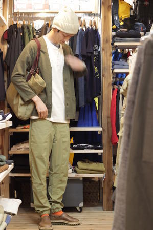 Recommend Item!! ~HOUDINI / Swift Pants ~ - On the EARTH MIYAGI JAPAN COMFORTABLEDIARY