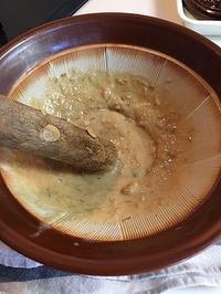 わたしのすり鉢の洗い方 - Kitchen Paradise Aya's Diary