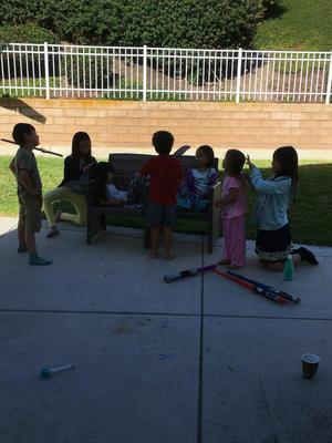 Kids weekend 子供のイベント盛りだくさん - 夢のアメリカ生活2