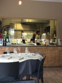Viareggio の旨い店、Olive a Cena - ロビンと一緒にお茶しましょ♪
