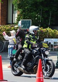 TOJ 2017 京都ステージ -バイク編- - オット、カメラ(と自転車)に夢中