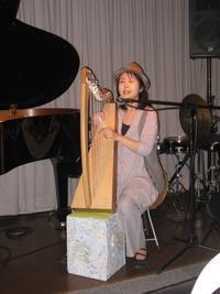 ライブカフェにて - Harp by KIKI