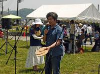 カマクラキコリス、5分間スピーチに挑戦5・21鎌人いち場②  - 北鎌倉湧水ネットワーク