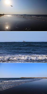2017/05/23(TUE) オンショアが吹く海辺です。 - SURF RESEARCH