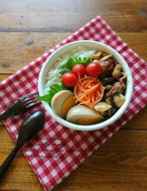 5.23 きのこハンバーグのお弁当&雨の日用のお買い物 - YUKA'sレシピ♪