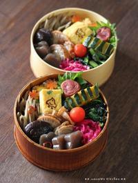 詰めるだけ楽ちん(´∪`d)) ✿ 豚の生姜焼き(๑¯﹃¯๑)♪ - **  mana's Kitchen **