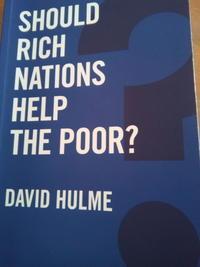 書籍紹介:Should Rich Nations Help The Poor? - Life@イデアス(アジア経済研究所 開発スクール 27期生ブログ)