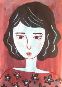 前倒し - たなかきょおこ-旅する絵描きの絵日記/Kyoko Tanaka Illustrated Diary