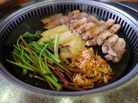 釜山へGO ①サムギョプサルで釜山上陸お祝いパーリー - 猫空くみょん食う寝る遊ぶ Part2