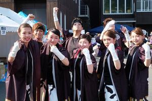 2017常陸国YOSAKOI祭り<7>常陸国大子連 - 常陸のT's BLOG