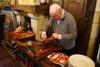 2017年GW スペインバスク地方、ワイナリーと バル巡りの旅 その4 ビルバオを一望できるレストランで - キムチ屋修行の道