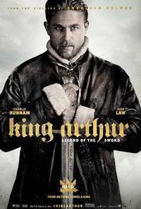 最新アクション映画 KING ARTHUR: LEGEND OF THE SWORD - 大好き海外ドラマ&恋して外国映画