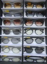 眼鏡で目を癒す<PRIME LINK> - 横浜元町のネイルサロンMAUVEの情報サイト~revue au Mauve~