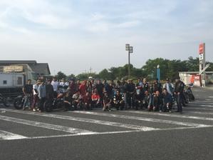 「ニューバクダッド春のプチツー」 - MURAYAMA MOTORCYCLE
