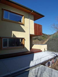アルミサッシを木製出窓化する - アトリエMアーキテクツの建築日記