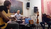 Building Instrument と Erlend Apneseth Trio のライヴ - 上越市公演感想 - タダならぬ音楽三昧