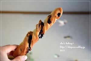 レーズン酵母のチョコナッツスティック - *sheipann cafe*