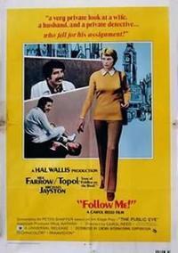 フォロー・ミー  (1972年) ロンドンを舞台にした珠玉の小品 - 天井桟敷ノ映像庫ト書庫