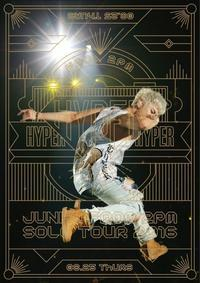 """「JUNHO (From 2PM) Solo Tour 2016 """"HYPER""""」DVD&Blu-ray - Good day ! Sunshine"""