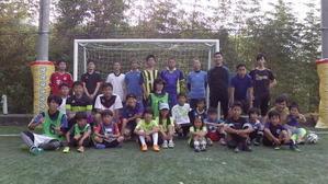 ゆるUNO 5/21(日) at UNOフットボールファーム -