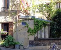 パリの蚤の市から新宿へ*モンマルトルのアンティークショップ - BLEU CURACAO FRANCE