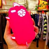 ゆるっと可愛い動物iPhoneケース - cassiey's