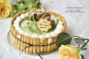 この頃作ったムースケーキ - honey+Cafe