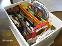 紙袋と包装紙 - 花図鑑