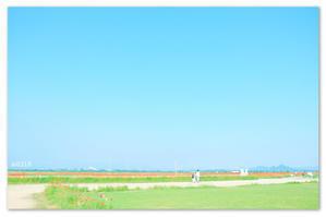 青空がいっぱい。 - Yuruyuru Photograph