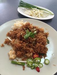 ミーグローブチーンリー@タラートプルー - ☆M's bangkok life diary☆