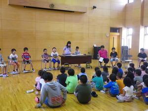 代表委員会集会 - 大島町立つつじ小学校
