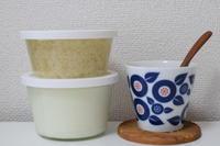 発酵食品*低脂肪乳ヨーグルト - 小皿ひとさら